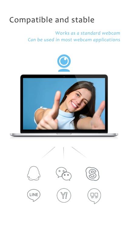 iVCam Webcam screenshot-4
