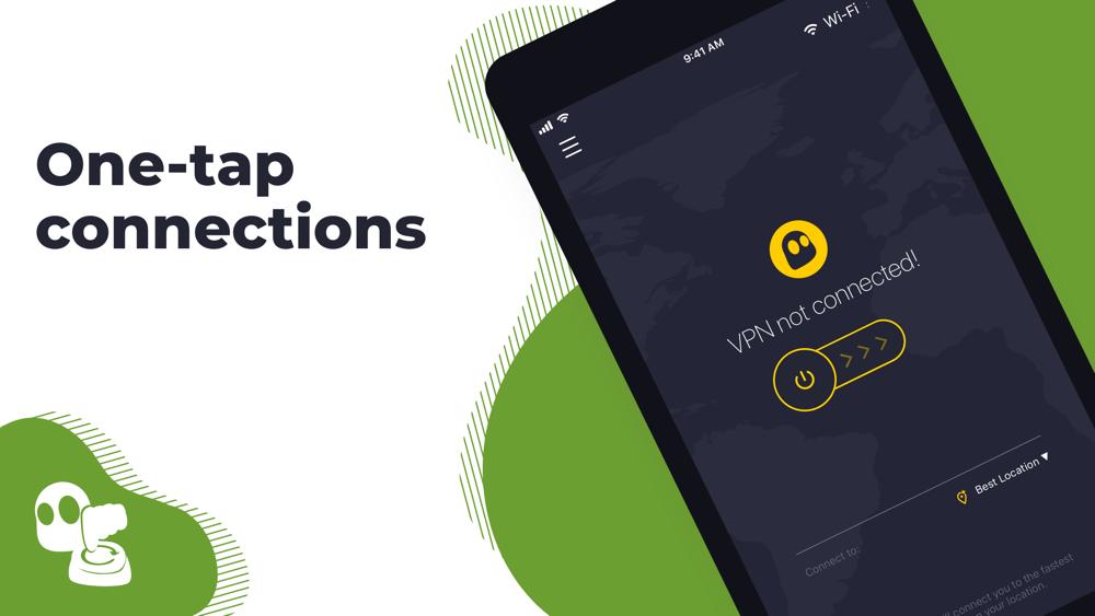 CyberGhost VPN & WiFi Proxy App for iPhone - Free Download