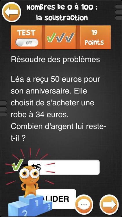 iTooch CE1 Français et Maths screenshot-4