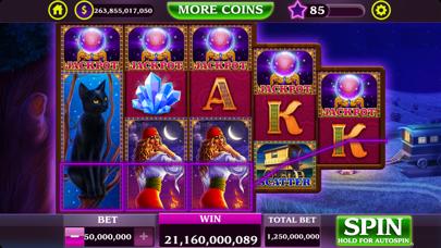 Unicorn Slots Casino 777 Game screenshot one