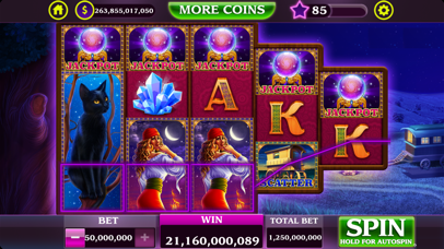 Unicorn Slots Casino 777 Game screenshot one
