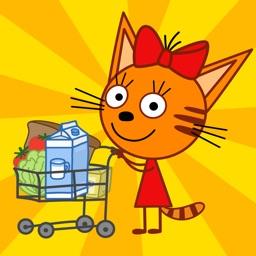 Kid-E-Cats Little Supermarket