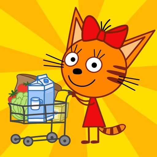 Kid-E-Cats Little Supermarket iOS App