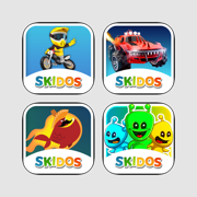 SKIDOS Boys' Favorite Games For ages 5,6,7,8,9,10 year old, Grade 1st,2nd,3rd,4th,5th