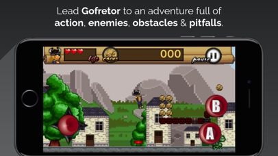 Gofretor the Viking Screenshots