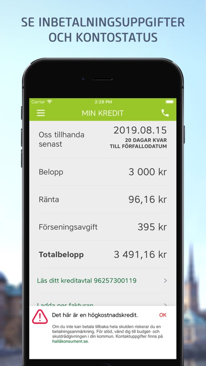 Vivus.se screenshot-3