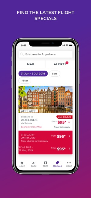Virgin Australia on the App Store