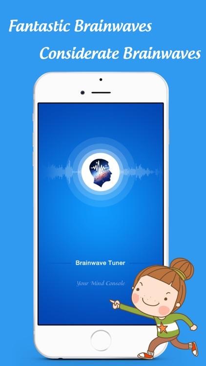 BrainWave Tuner-Binaural beats screenshot-0