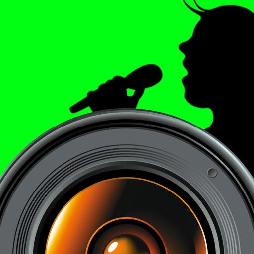 Green Screen Live Video Record iOS App
