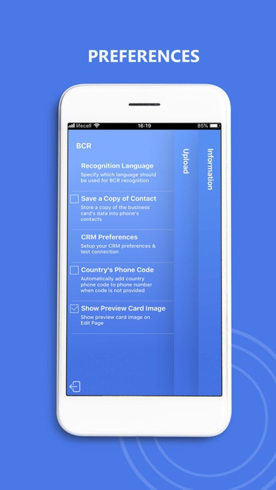 Biz Card Reader For Salesforce By Magneticone Ios United States