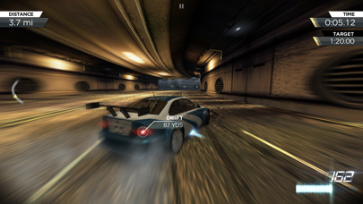 Screenshot for Need for Speed™ Most Wanted in Pakistan App Store