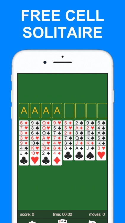 Free-Cell by Solitaire Games Free