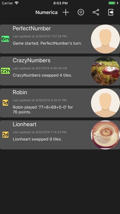 Numerica - A game of numbers screenshot 3