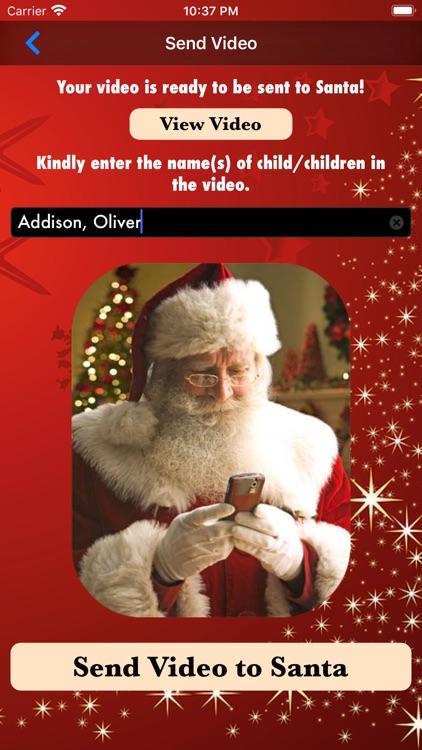 Real Video Call Santa screenshot-3