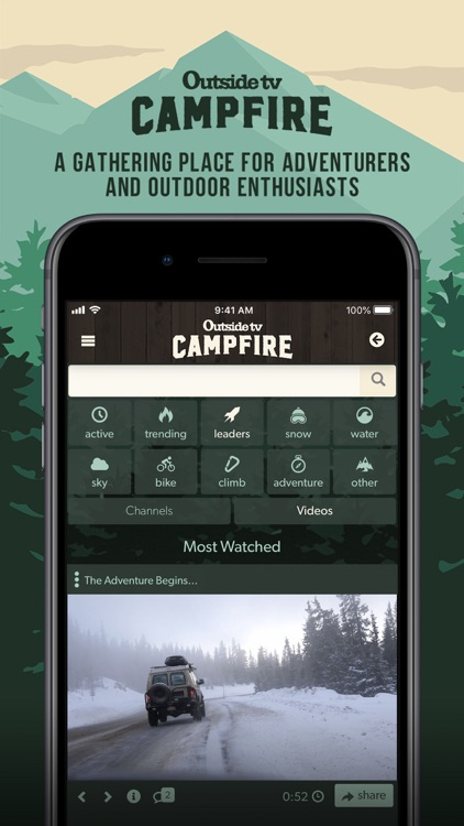 Campfire by Outside TV
