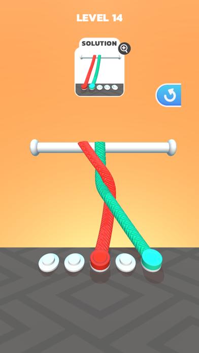 Tangle Master 3D screenshot 6