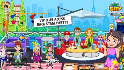 My City : Popstar screenshot 4