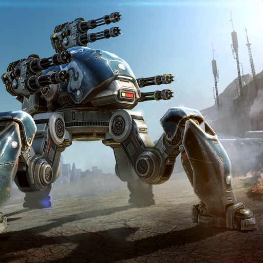 War Robots Multiplayer Battles iOS Hack Android Mod