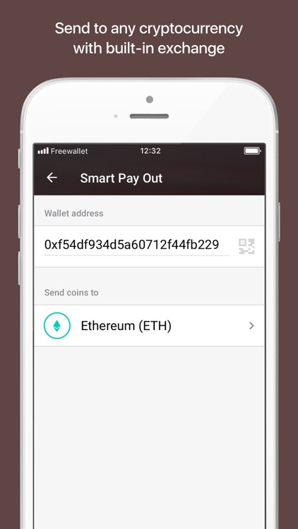 Bitcoin Wallet by Freewallet screenshot-4
