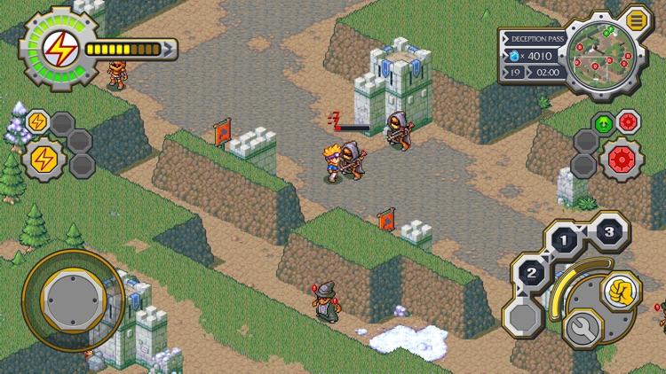 Lock's Quest screenshot-5