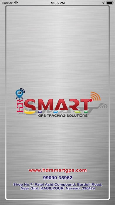 HDR Smart GPS app image