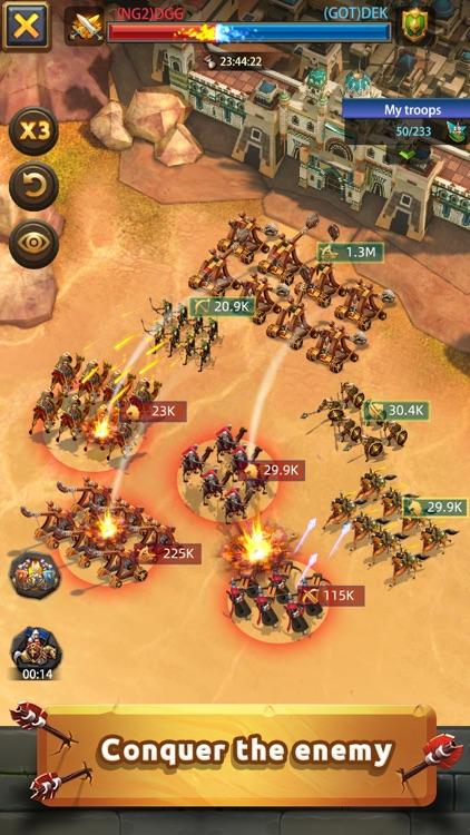 أساطير العرب - Doom Dunes screenshot-4