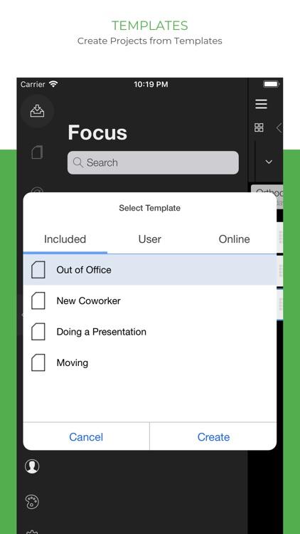 Taskfabric Projects & Tasks screenshot-7