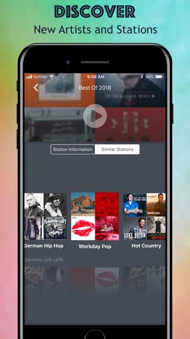 Jango Radio - Streaming Music iPhone
