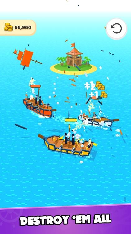 Sea Invaders! screenshot-6