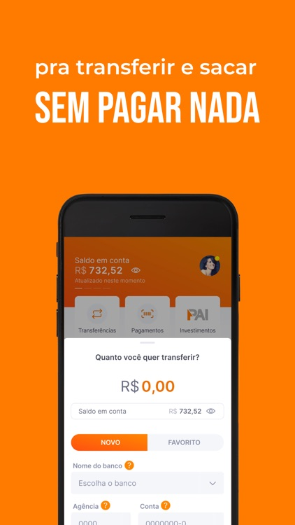 Banco Inter: simples e online! screenshot-3