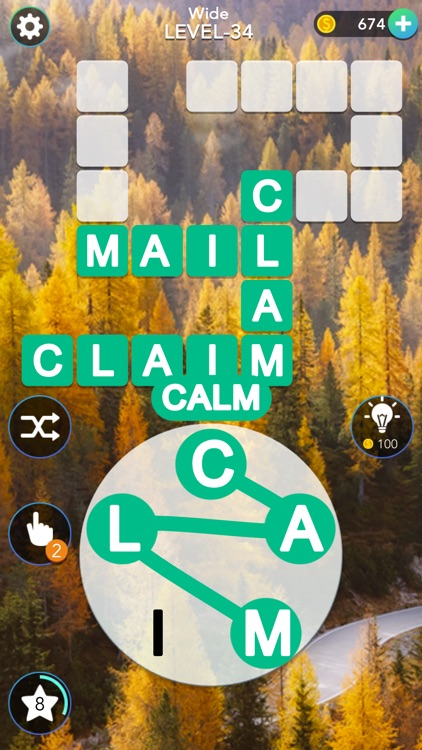 Word Mind: Crossword puzzle screenshot-3