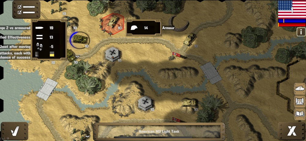 Tank Battle: North Africa hack tool