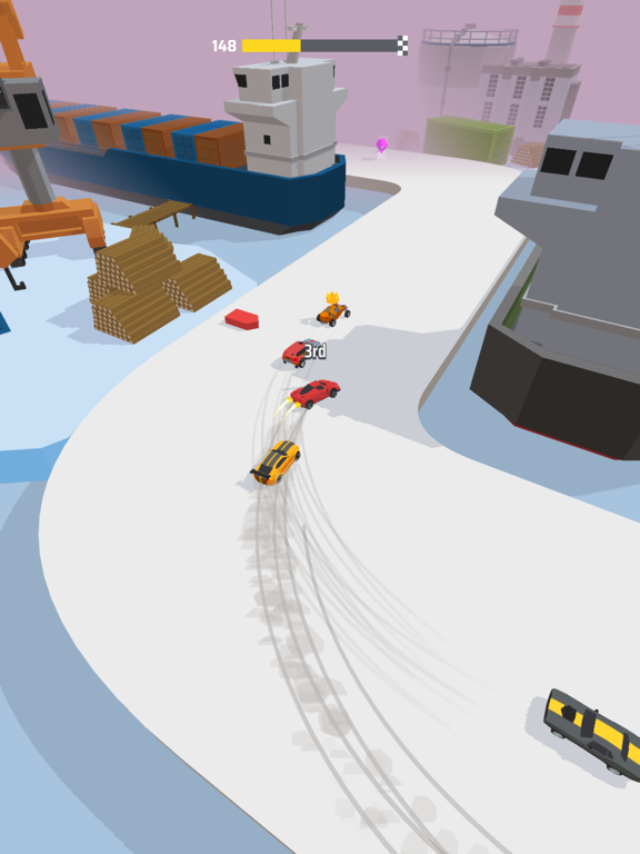 Drifty Race! screenshot 12