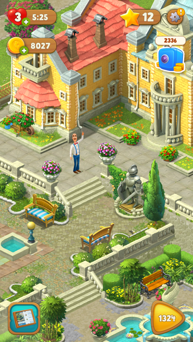 Gardenscapes for pc