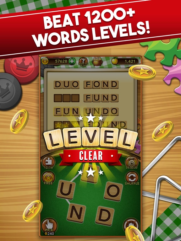 Word Collect: Word Gamesのおすすめ画像2