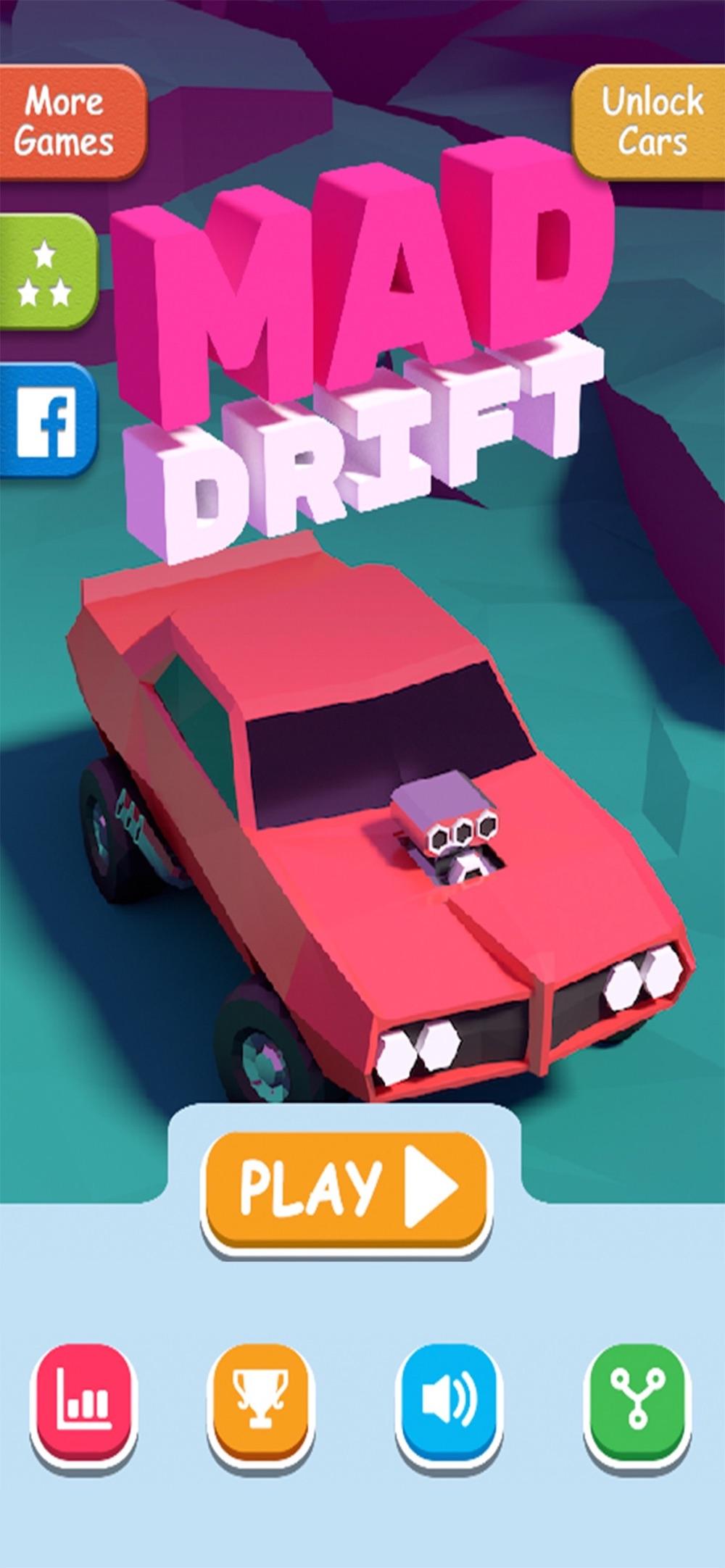 Mad Drift – Car Drifting Games Cheat Codes