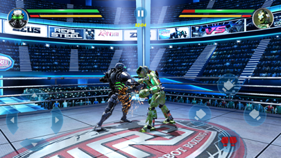 Screenshot for Real Steel in Germany App Store