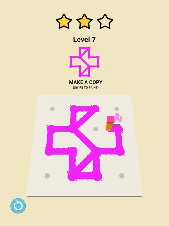 Line Paint! для iPad