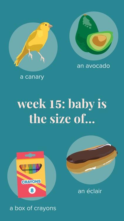 Ovia Pregnancy Tracker screenshot-7