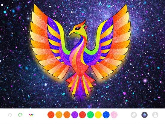 inColor - Art Coloring Space screenshot 11