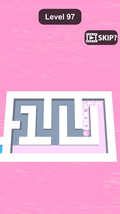 Rolling Paint - Color Maze