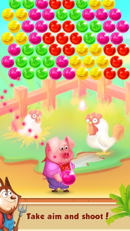 Bubble Shooter ;