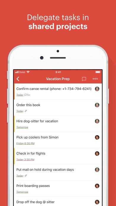 Todoist: To-Do List & Tasks by Doist (iOS, United Kingdom