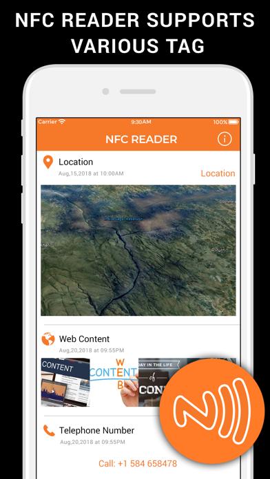 NFC Appのおすすめ画像4