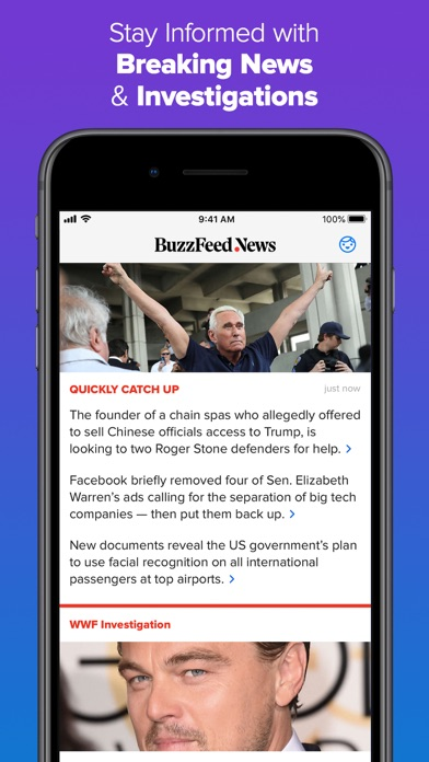 Baixar BuzzFeed para Android