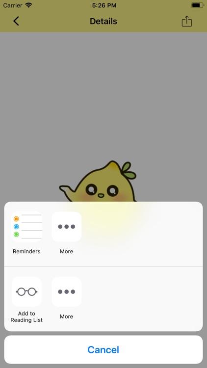 Clever Soft&Chicken Stickers screenshot-4