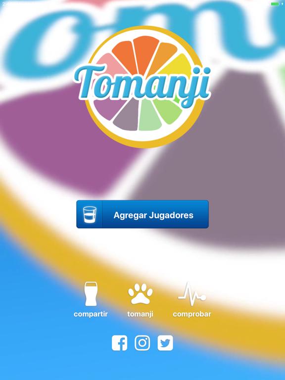 Tomanji drinking game by Xavier Ojeda (iOS, United States