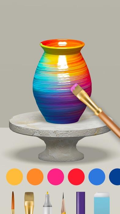 Pottery.ly 3D– Ceramic Maker screenshot 3