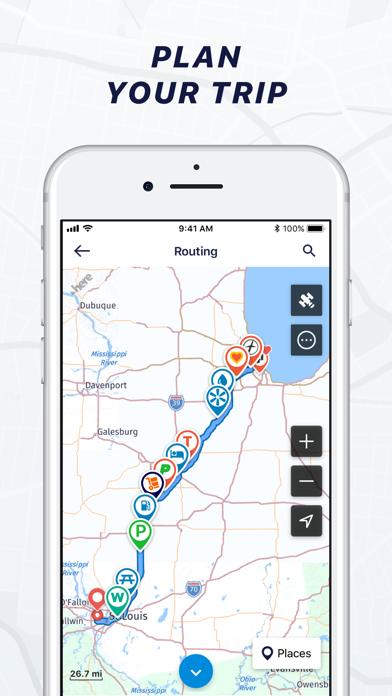 Trucker Path Screenshot