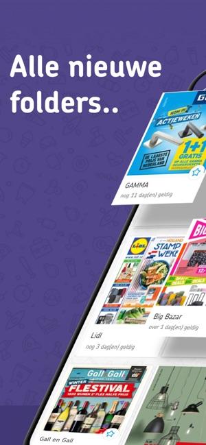 accdb1b75e8 Spotta folders en aanbiedingen in de App Store
